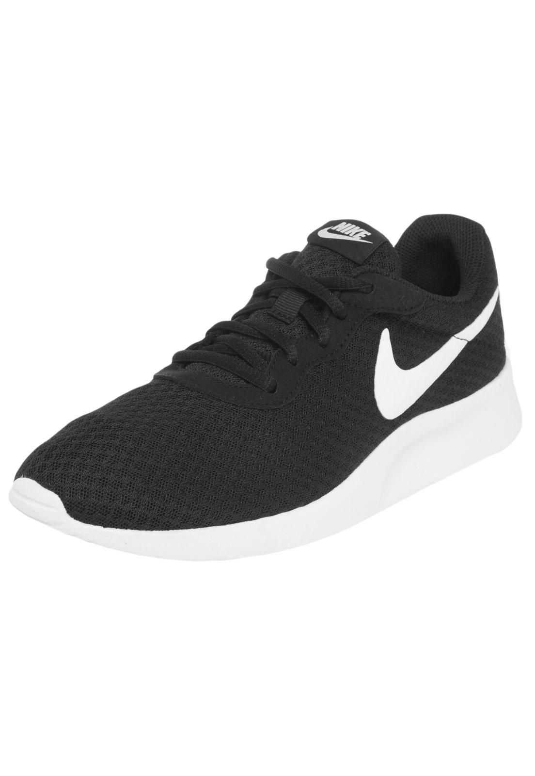 Tênis Nike Sportswear WMNS Tanjun BR Preto   Roupas