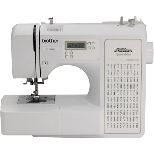Arts Crafts Sewing Project Runway Sewing Machine Computerized Sewing Machine Brother Project Runway