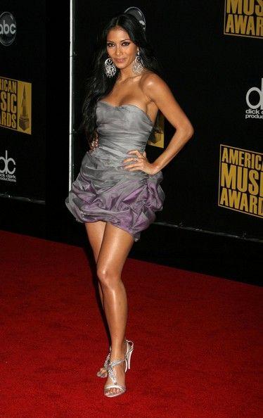 Nicole Scherzinger Photos: The 2008 American Music Awards B