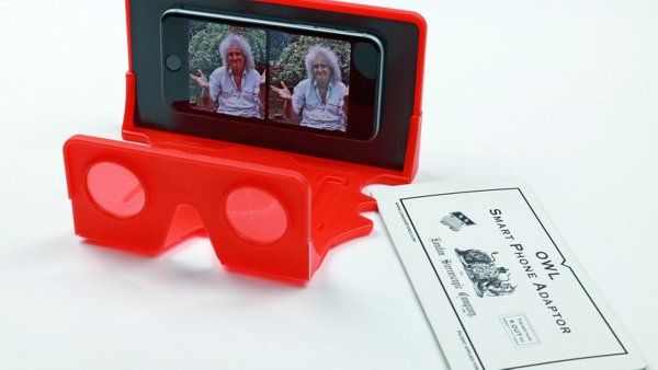 9b66b65aef1 Queen s Brian May is making a VR viewer to speed the demise of reality http