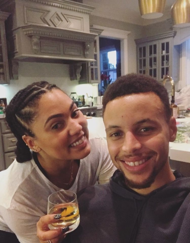 Stephen and Ayesha Curry, December 26.