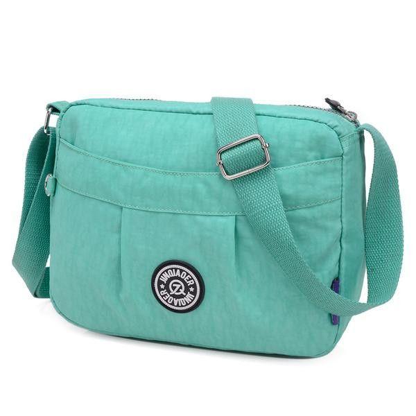 Kople Brand Original Fashion Waterproof Nylon Messenger Bag For Women  Travel Bags Ladies Shoulder Bags necessaire monkey bag 212 dce7372a7b7f2