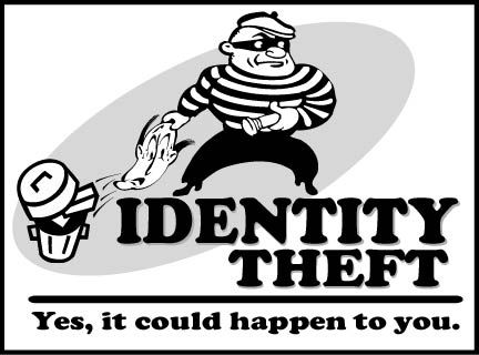 Indentity Theft Digital Dangers Pinterest - social security request form