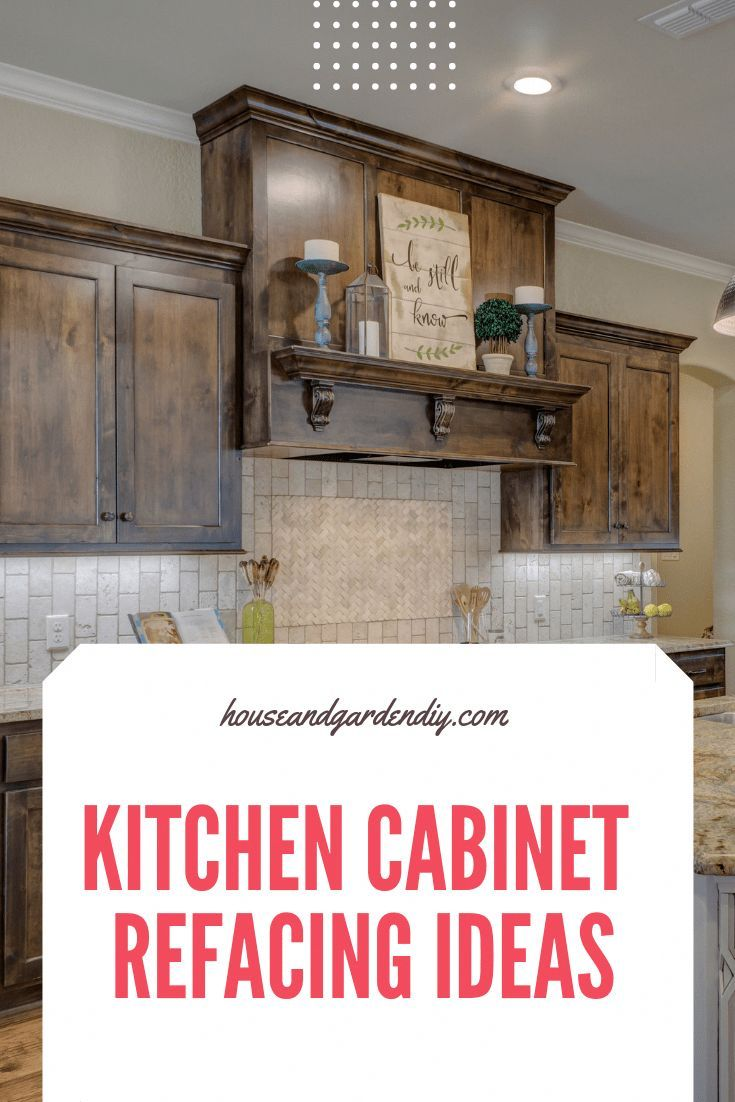 kitchen cabinet refacing to get # ...