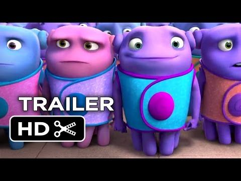 Home Official Trailer #2 (2015) - Jim Parsons, Rihanna Animated Movie HD - (More info on: http://LIFEWAYSVILLAGE.COM/movie/home-official-trailer-2-2015-jim-parsons-rihanna-animated-movie-hd/)