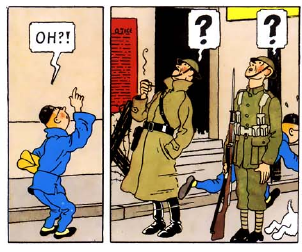 La vie de Tintin | Tintin a tous les bons trucs!!!