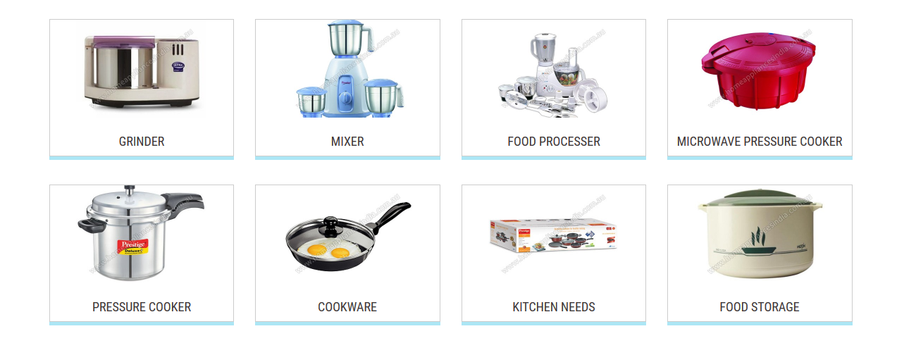 if you are looking for a indian cooking utensils home appliances