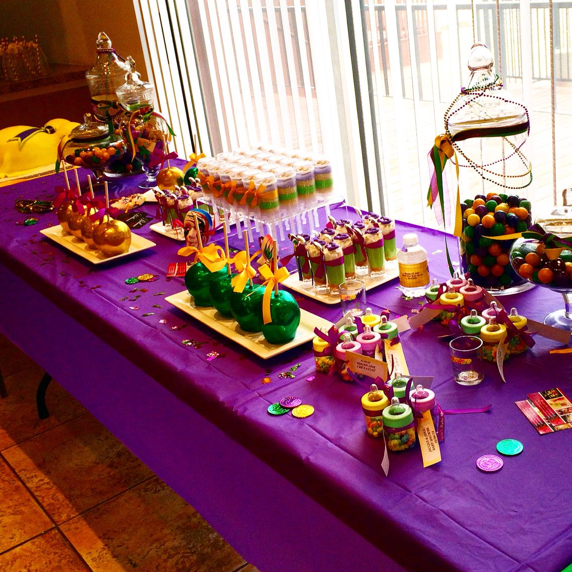 Mardi Gras Baby Shower Eventsbycenterpiece Mardi Gras Wedding Mardi Gras Party Decorations Mardi Gras Decorations