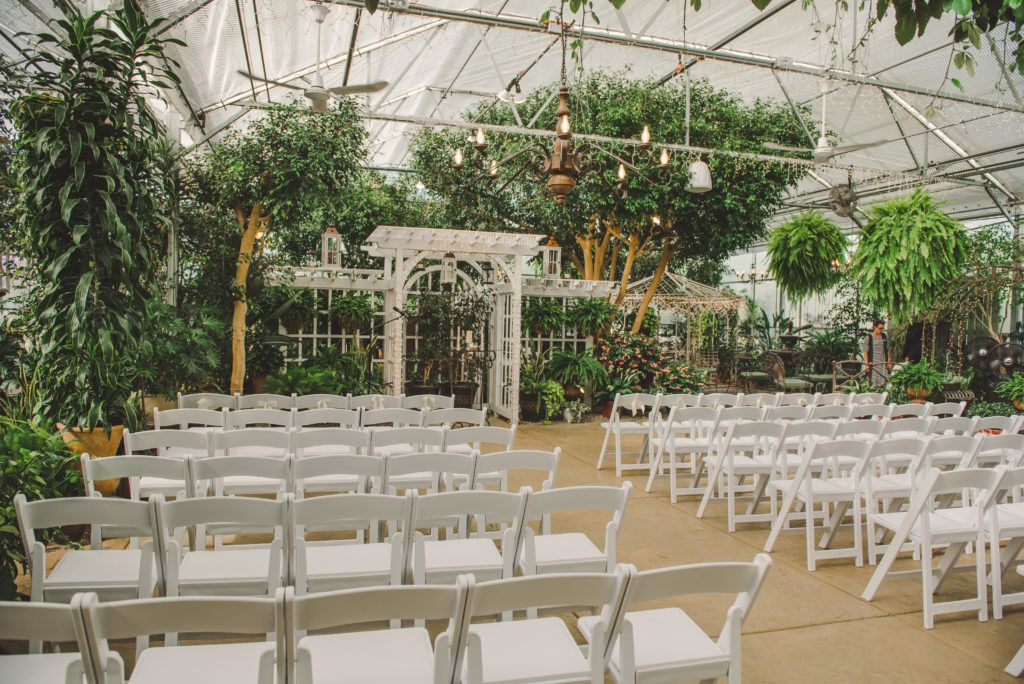 Indoor Wedding Reception Le Jardin Sandy Utah Indoor Wedding Receptions Garden Reception Indoor Greenhouse