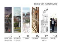 portfolio cv resume portfolio pinterest architecture portfolio