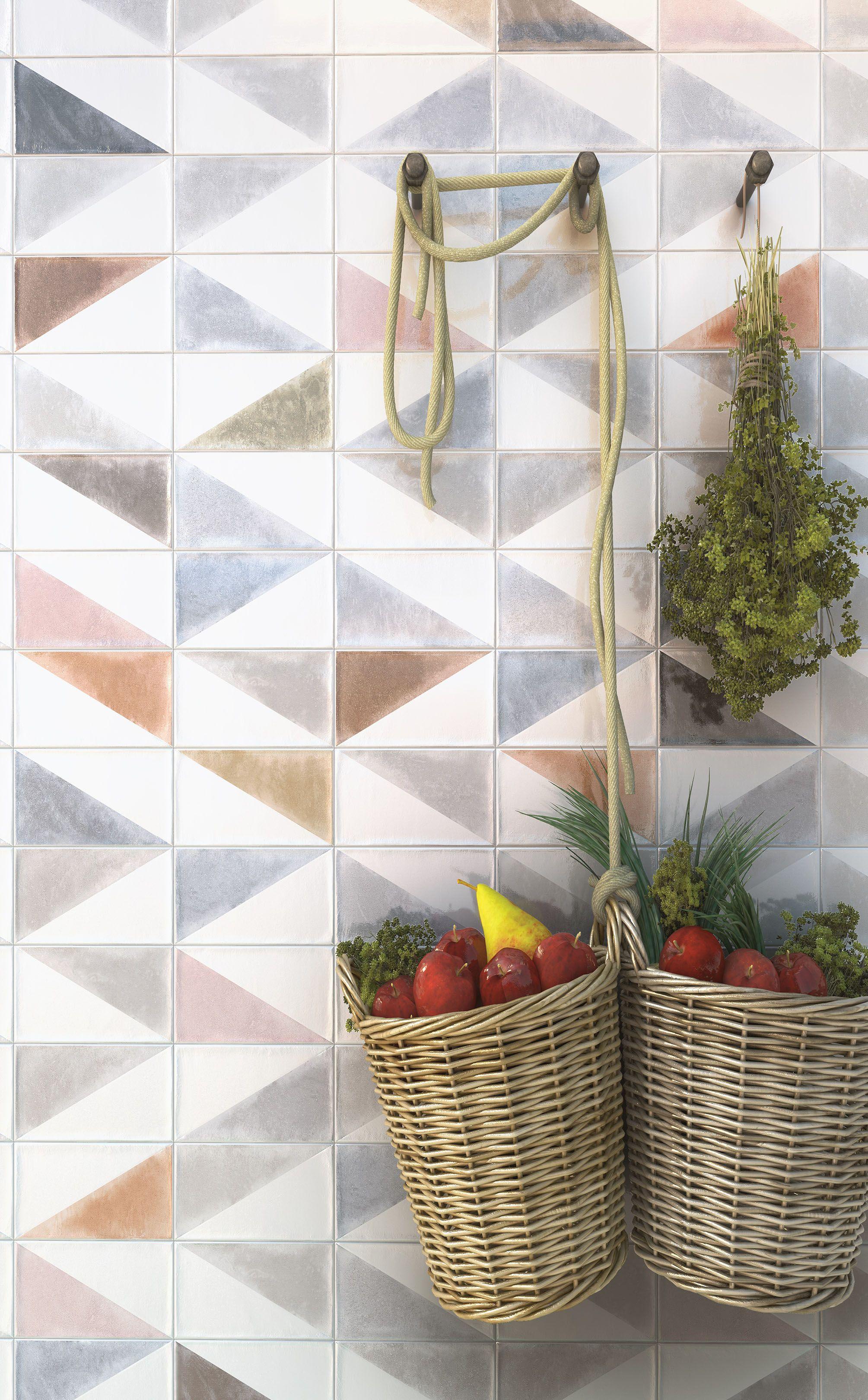 Azulejos Originales Para La Cocina Ideatuhogar Revestimientos - Azulejos-originales