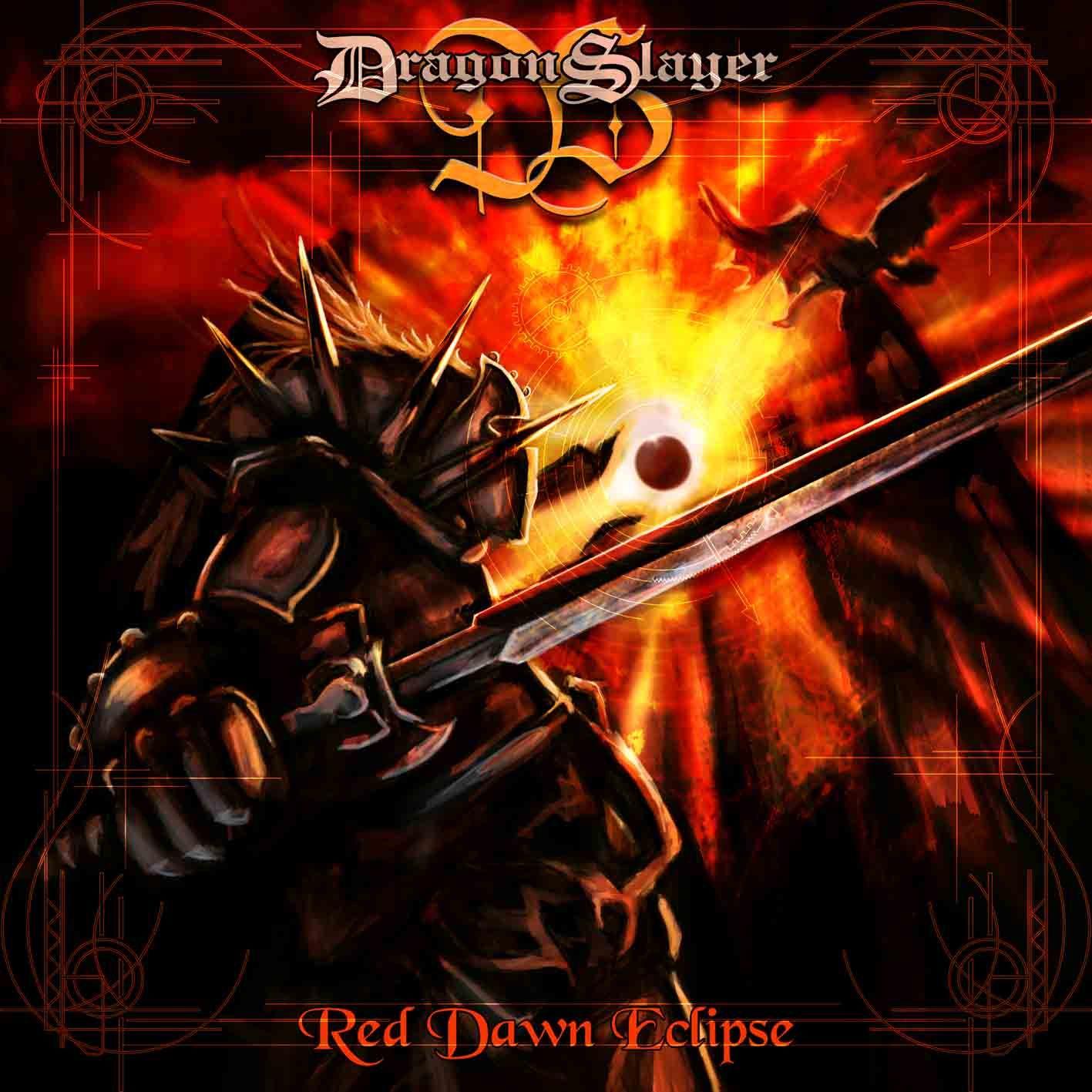 DragonSlayer - Red Dawn Eclipse (Demo, 2005)