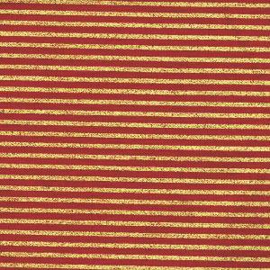 """Crimson & Gold Stripe 84"""" square"""