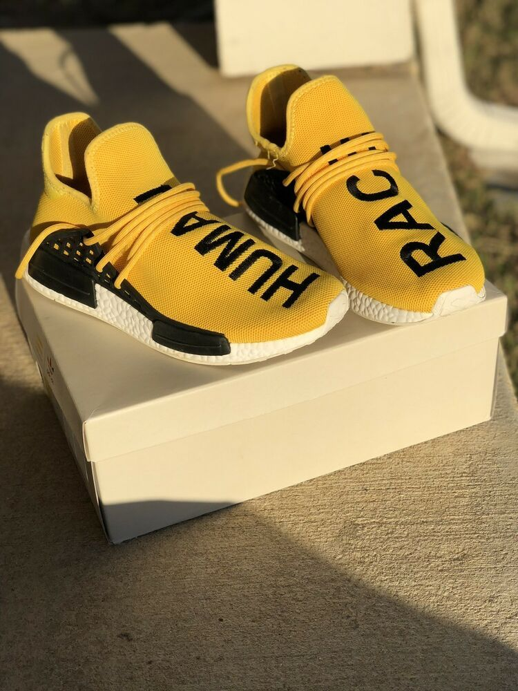 check out ab8b0 90f59 pharell nmd human race size 10 #fashion #clothing #shoes ...