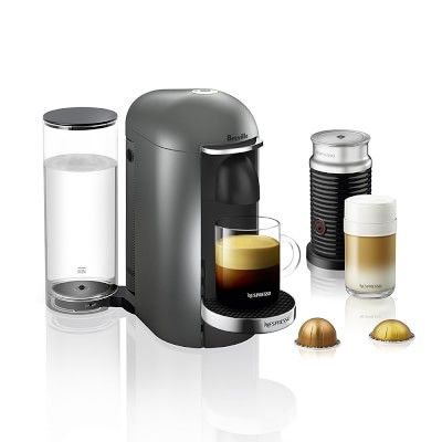 Nespresso Vertuoplus Deluxe Coffee Maker Espresso Machine With
