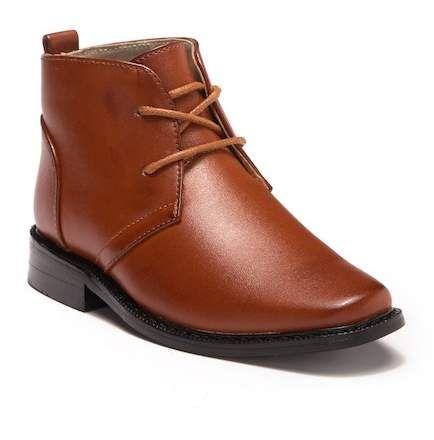 Joseph Allen Baby Boys Dress Shoe Booties