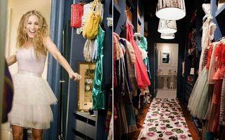 Cravo e Canela: À Espera do Closet (como quem diz, quarto de vesti...