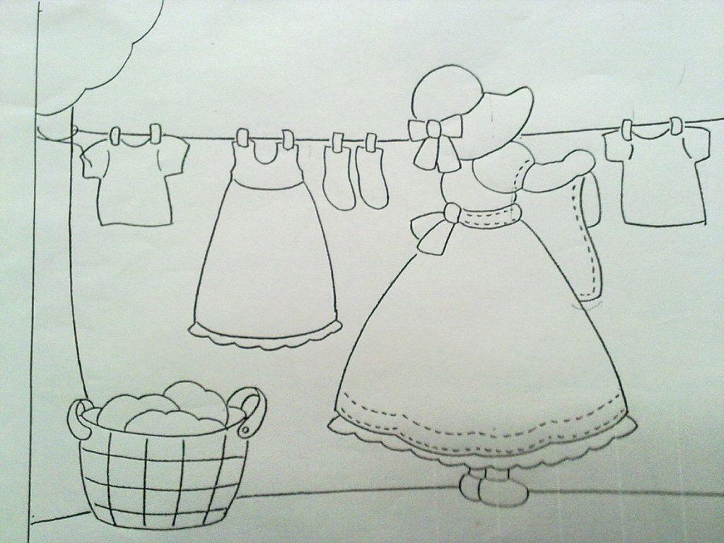 Sal funda maquina de coser CASITA. | Coser, Patrones y Bordado