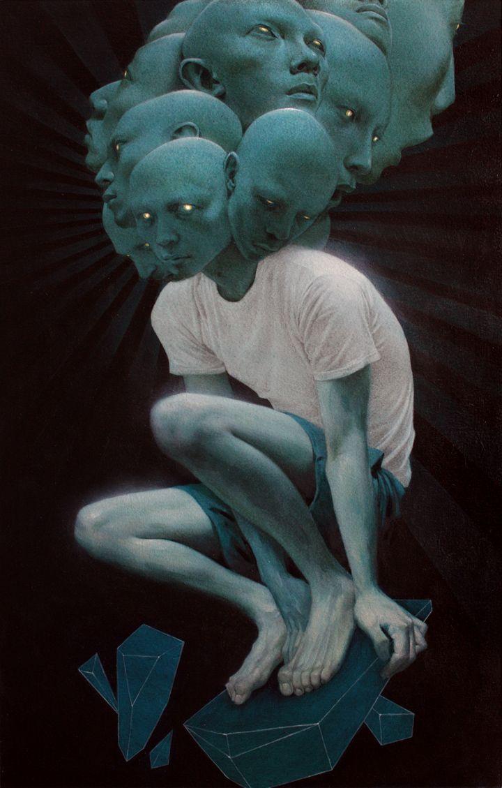Juxtapoz Magazine - The Works of Jeremy Enecio Jer