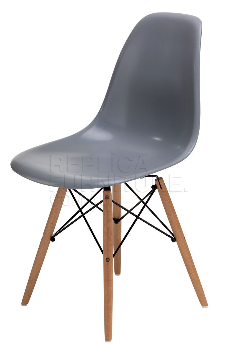 Reproduction Eames Chair Replica Charles Eames Dining Chair Wood Legs Reproduction