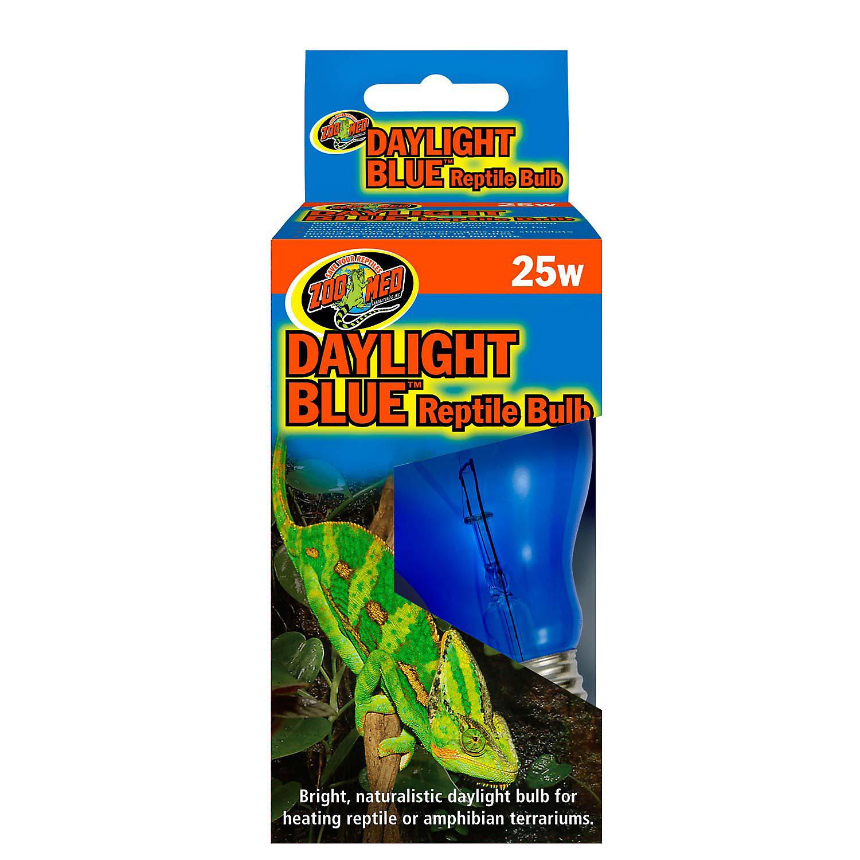 Zoo Med Daylight Blue Reptile Bulb 25w Reptiles Pet