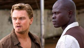 English-language films about africa