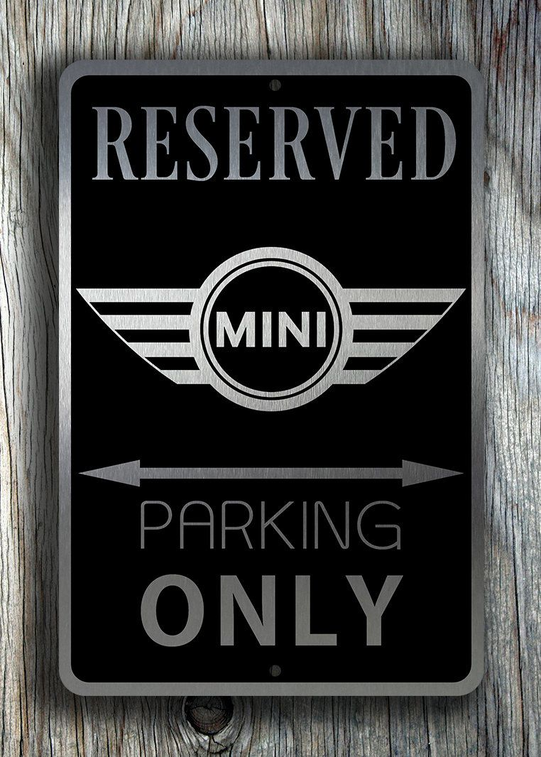 Mini Cooper Signs Car Mini Countryman Mini Coupe и Mini Cooper