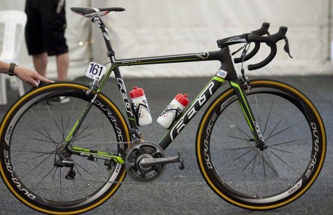 Pro Bike: Marcel Kittle's Tour Down Under Felt F1 - velonews.com