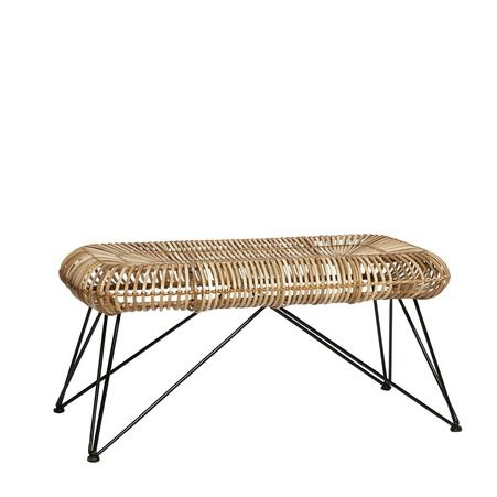 Les plus beaux bancs en bois pour décorer votre intérieur   Elle