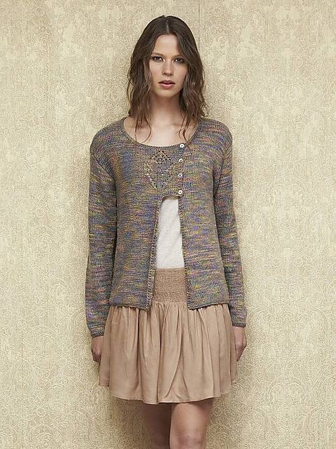 Ravelry: Long Sleeved Cardigan pattern by Sublime Yarns