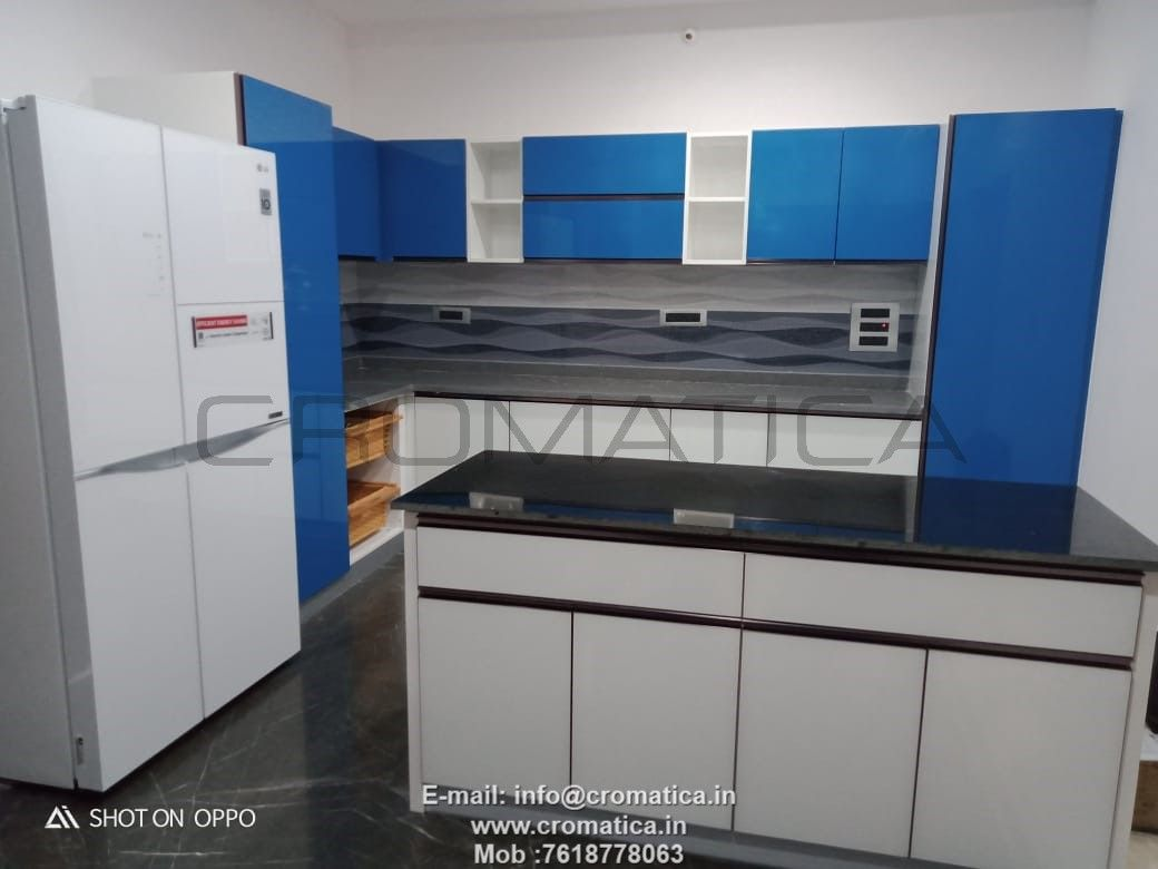 Stainless Steel Modular Kitchen In 2020 Kitchen Modular Kitchen Appliances