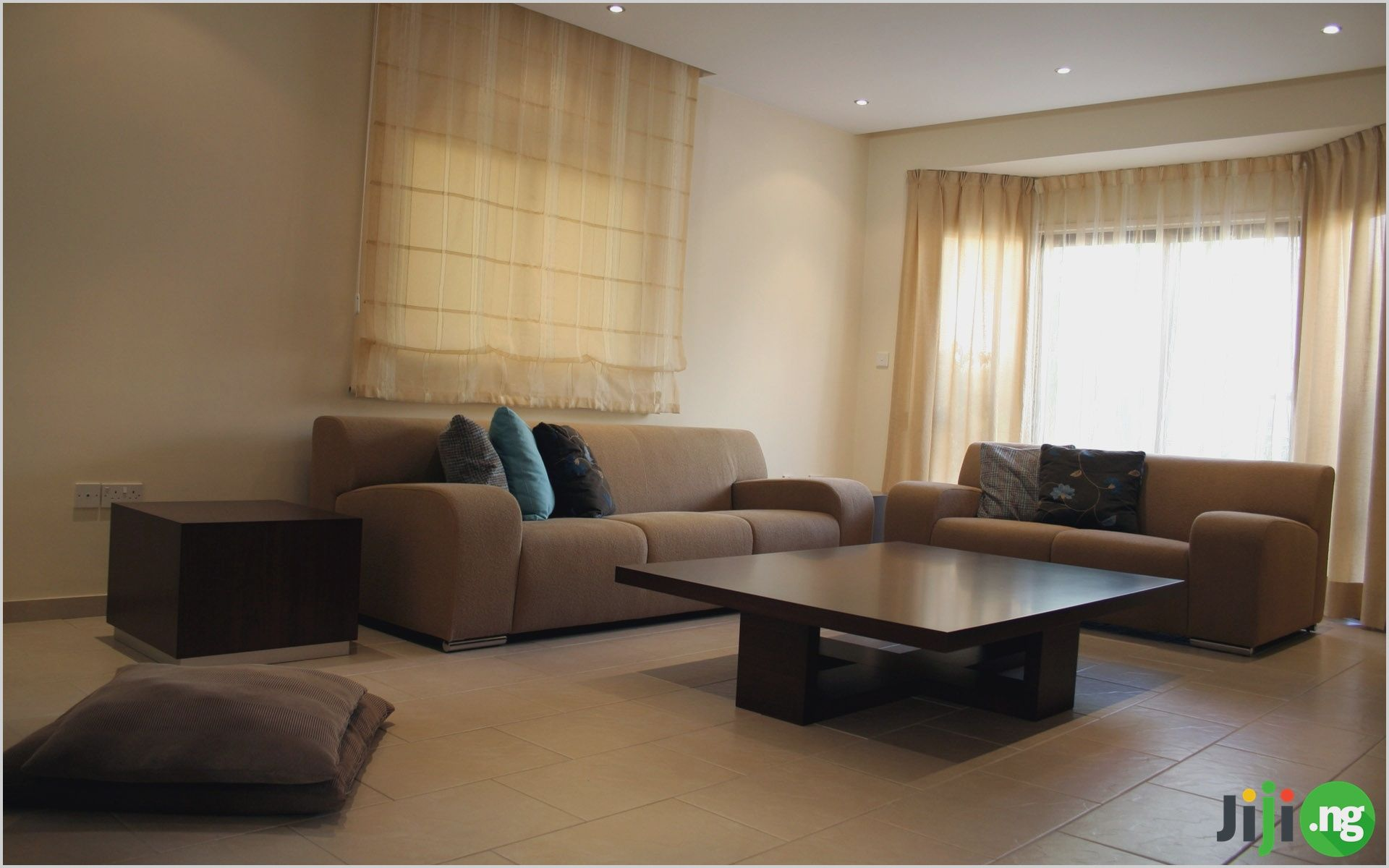 Simple Living Room Designs In Nigeria
