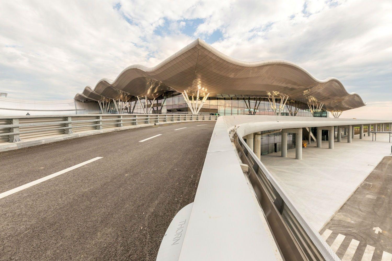The World S Eight Most Beautiful Airports Arch2o Com In 2020 Zagreb Croatia Tourist Croatia Beach