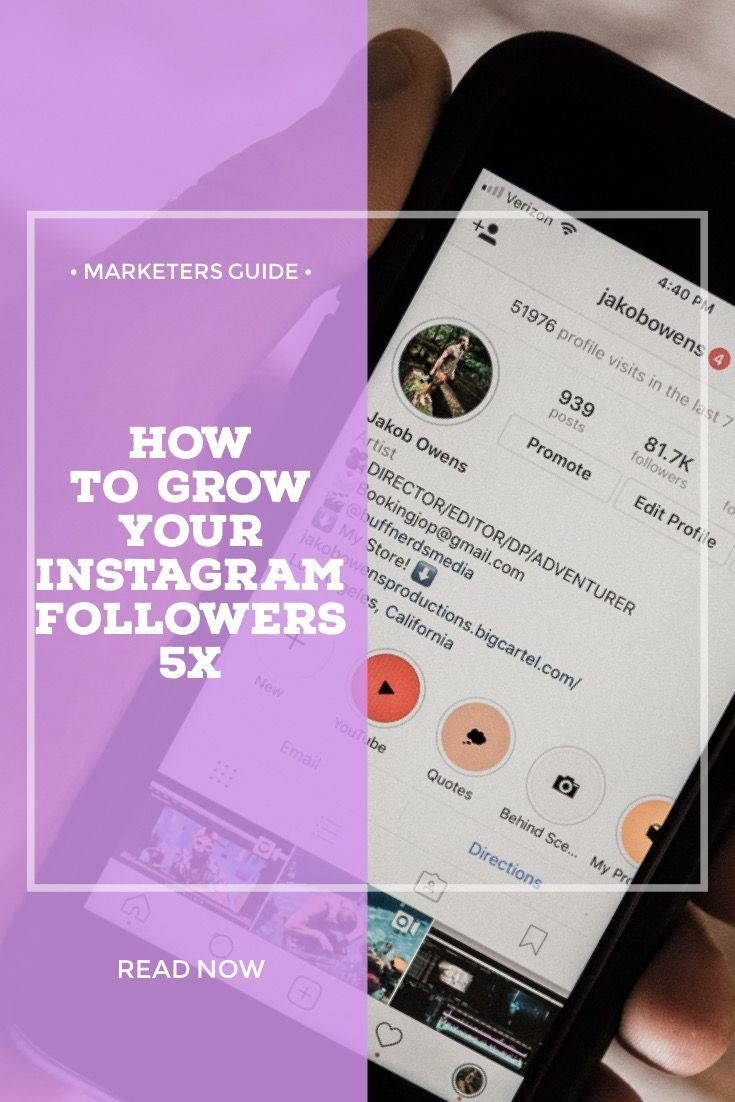 Looking to explore your followers on Instagram 5x? You've got to try this new tool! #instagram #socialmedia #socialmediamanagement
