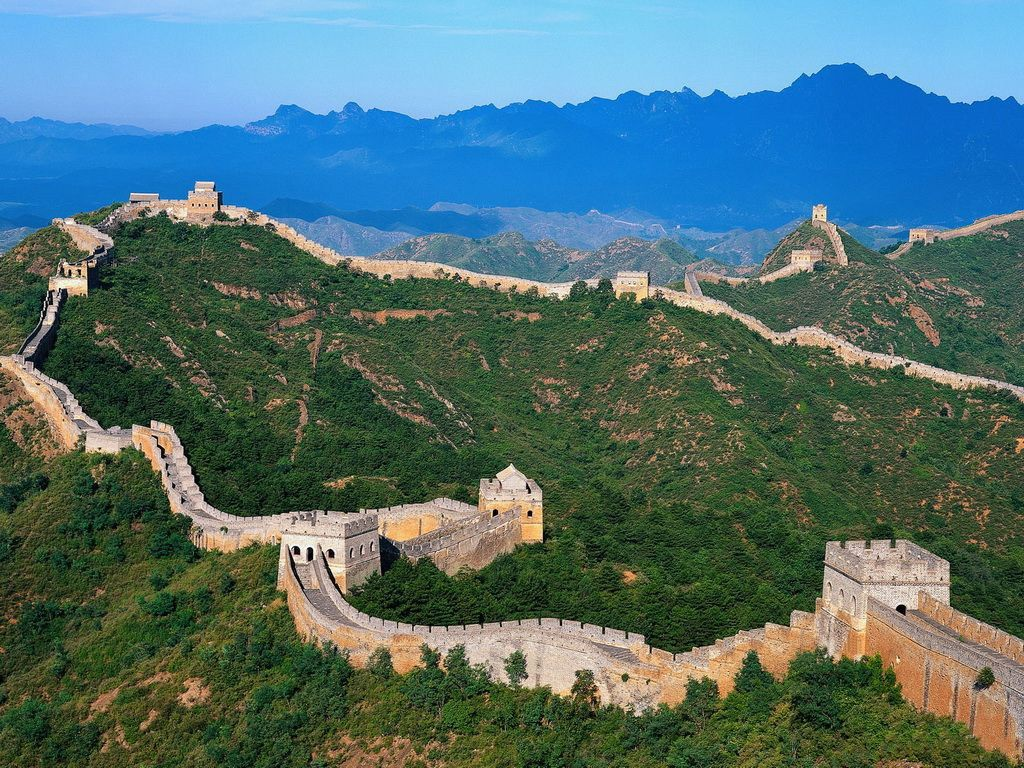 Image result for The Great Wall of China