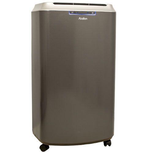 Avallon 14 000 Btu Dual Hose Portable Air Conditioner And Heater Portable Air Conditioner Portable Air Conditioners Portable Air Conditioner Heater