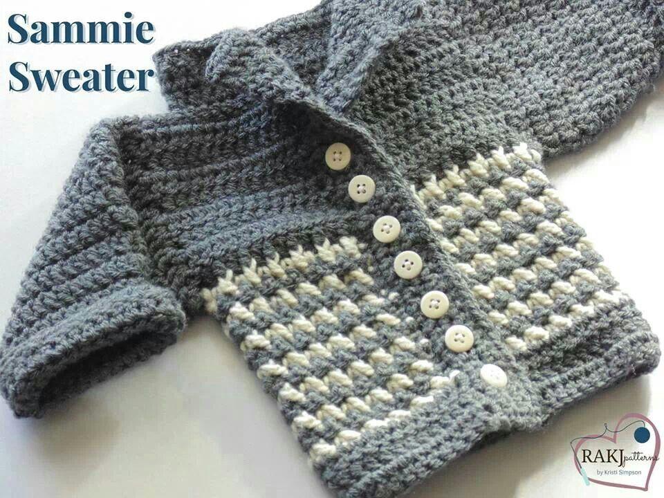 Sweater | CROCHET | Pinterest
