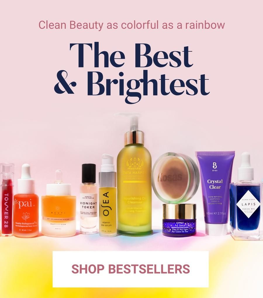 Shop Clean Nontoxic Beauty Skin Care Products At Credo And Get Free Shipping Over 50 Free Samples With Eve In 2020 Nontoxic Beauty Clean Beauty Beauty Skin Care