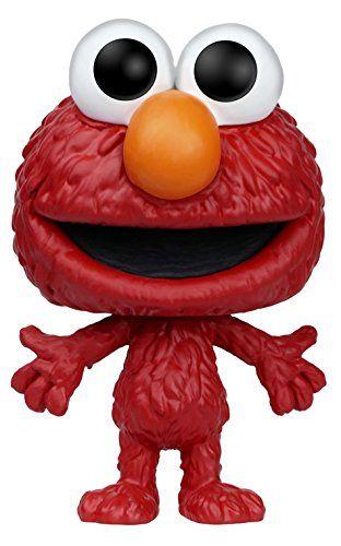 Sesame Street - Elmo FunKo https://www.amazon.com/dp/B00V91UJHI/ref ...
