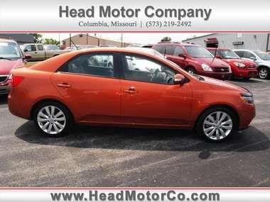 Used Certified 2010 Kia Forte Sx Columbia Mo Head Motor Company Motor Company Kia Forte Jefferson City