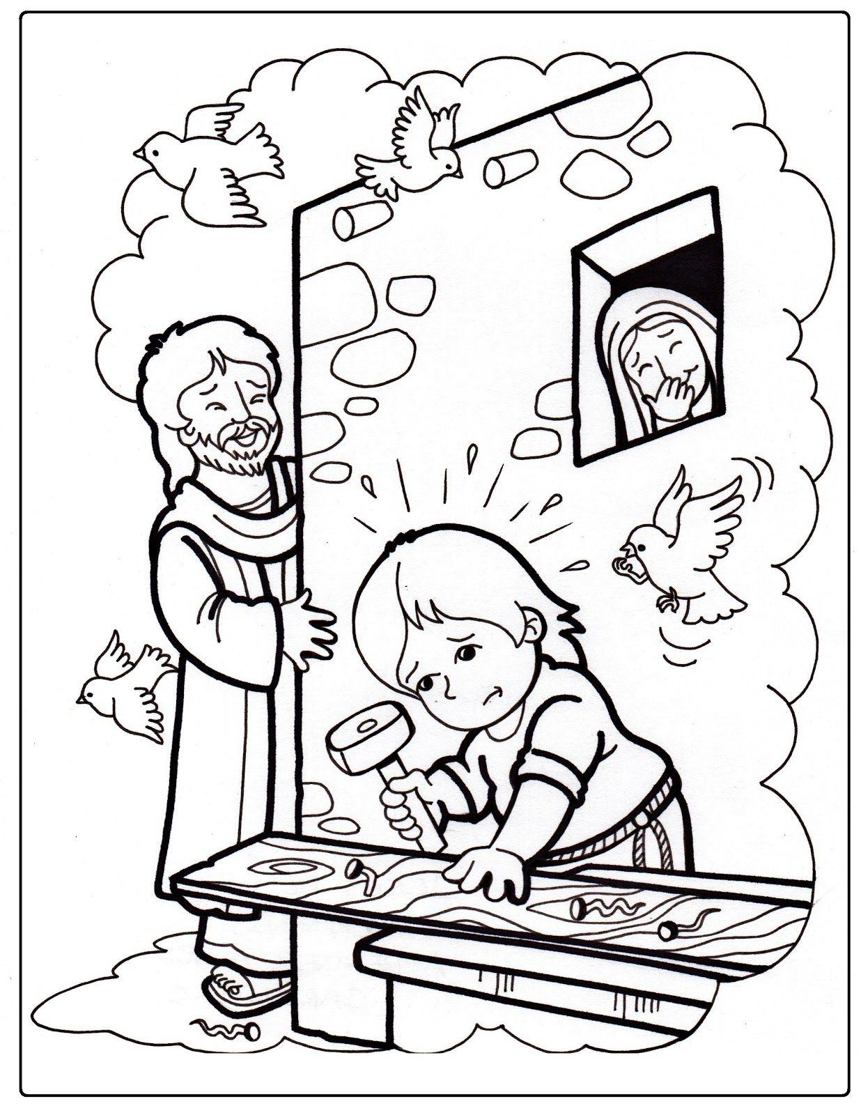 SGBlogosfera. Amigos de Jesús | catequesis | Pinterest | De jesus ...
