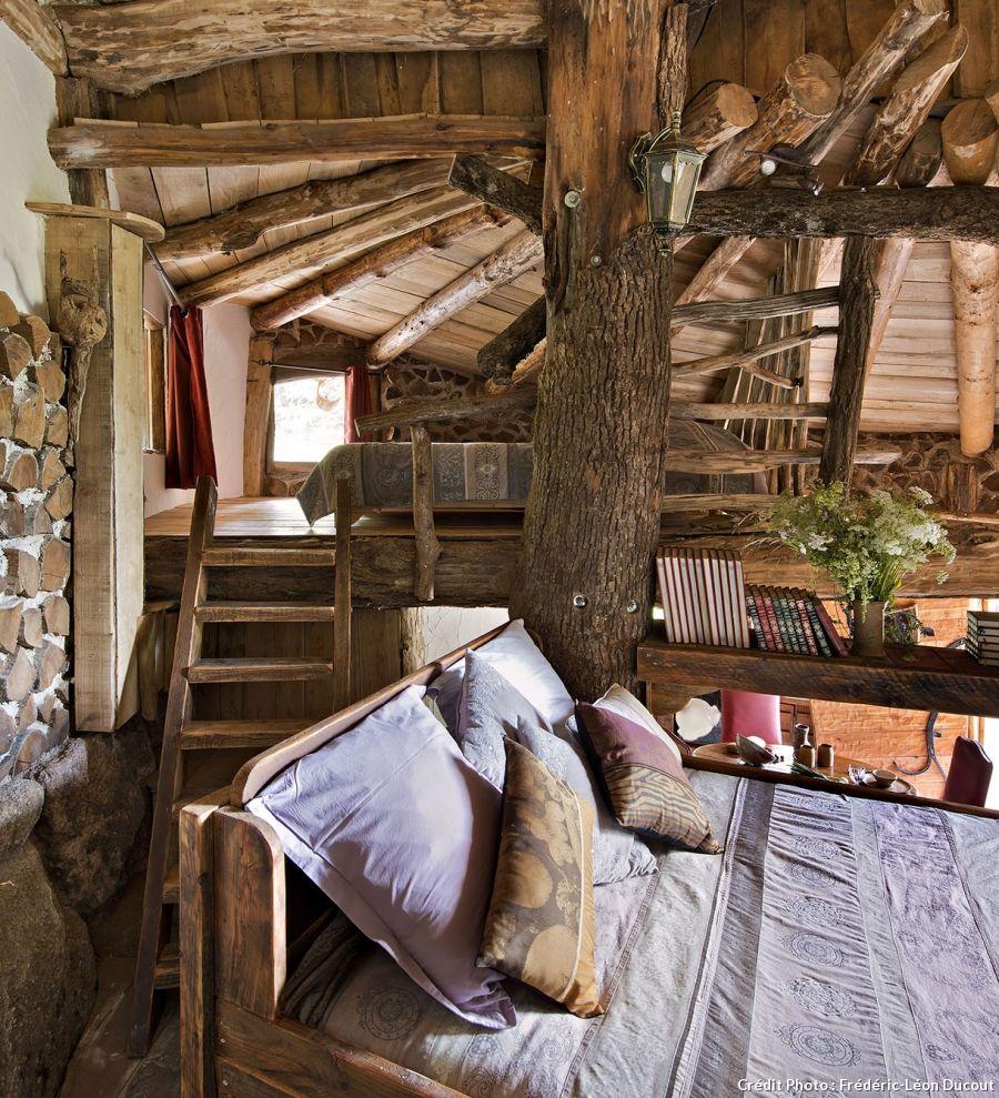 Cabanes cosy dans la forêt vosgienne | Cabane, Maison et Maison de ...