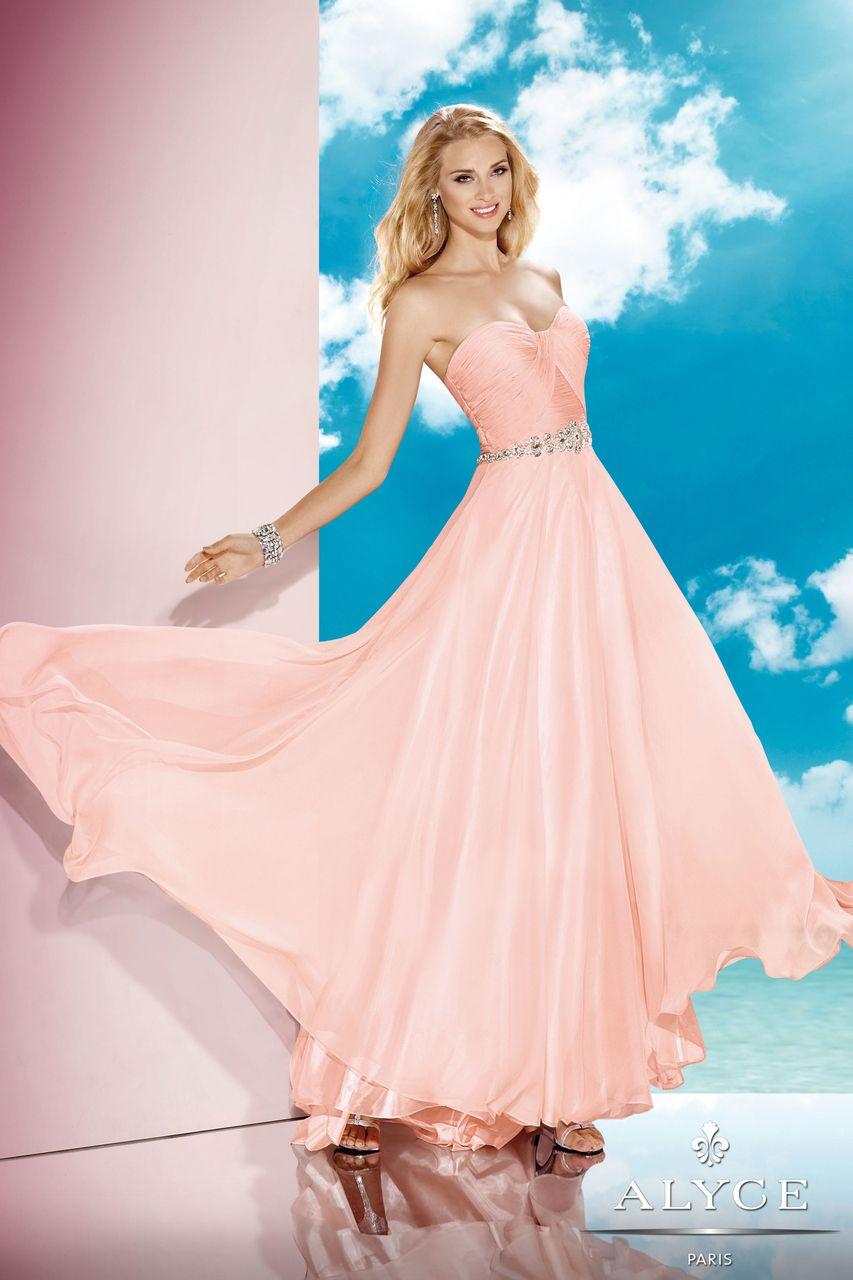 Bella Mera Bridal Boutique - Alyce Paris B\'Dazzle Dress 35580 ...