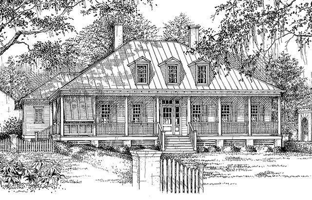 New Lafayette Parish House