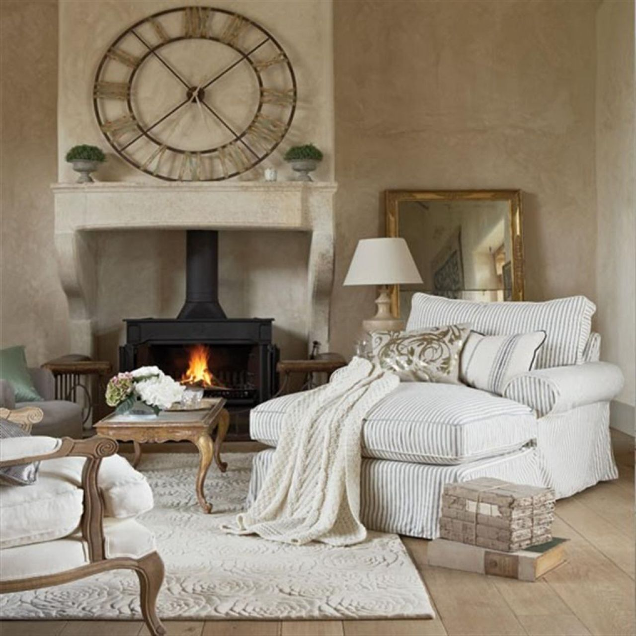 Vintage Country Living Room country living rooms regarding french country living room designs