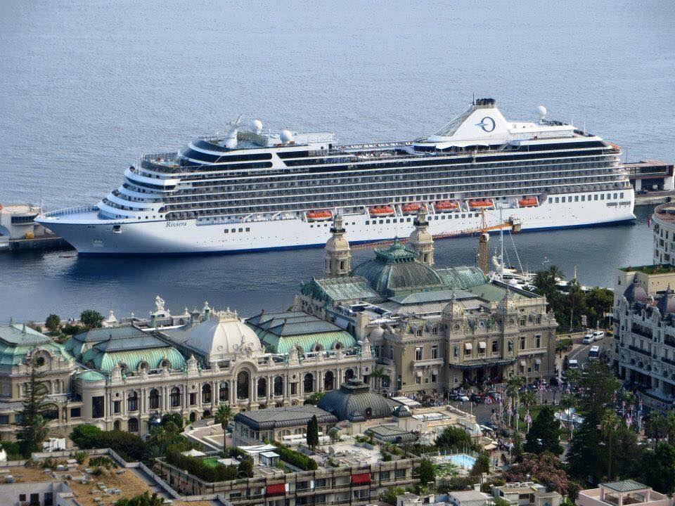Riviera in Monte Carlo.