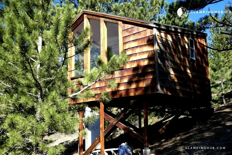 Pet Friendly Cabin Rental Near Eldora Mountain Ski Resort In