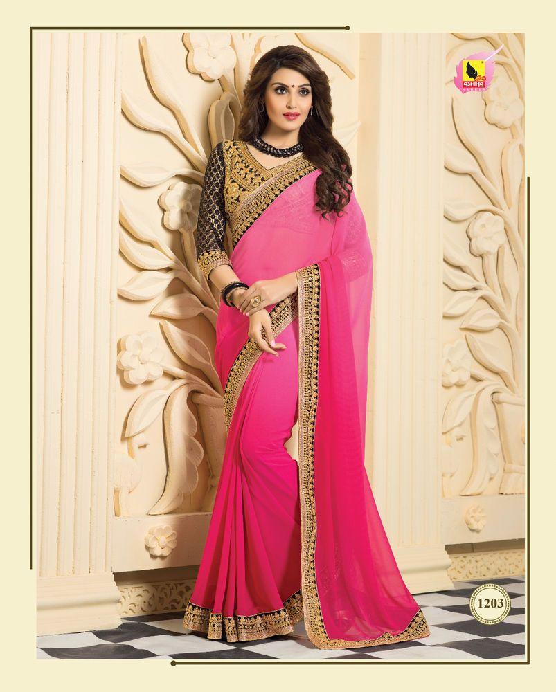 fa4fbd63a0 Sari Party Traditional Bollywood Pakistani Ethnic Saree Indian Wedding  Designer
