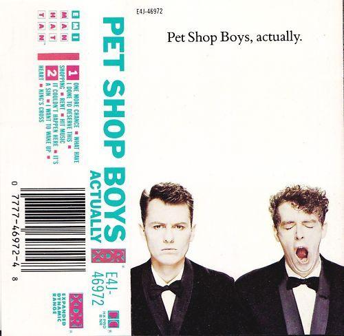 Pet Shop Boys Pet Shop Boys Pet Shop Cute Animals