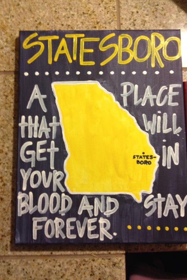 So cute for any state!